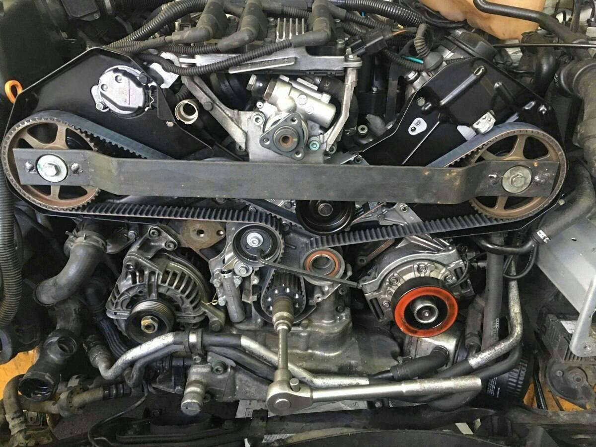 Mecánica rápida en Sant Feliu de Guíxols