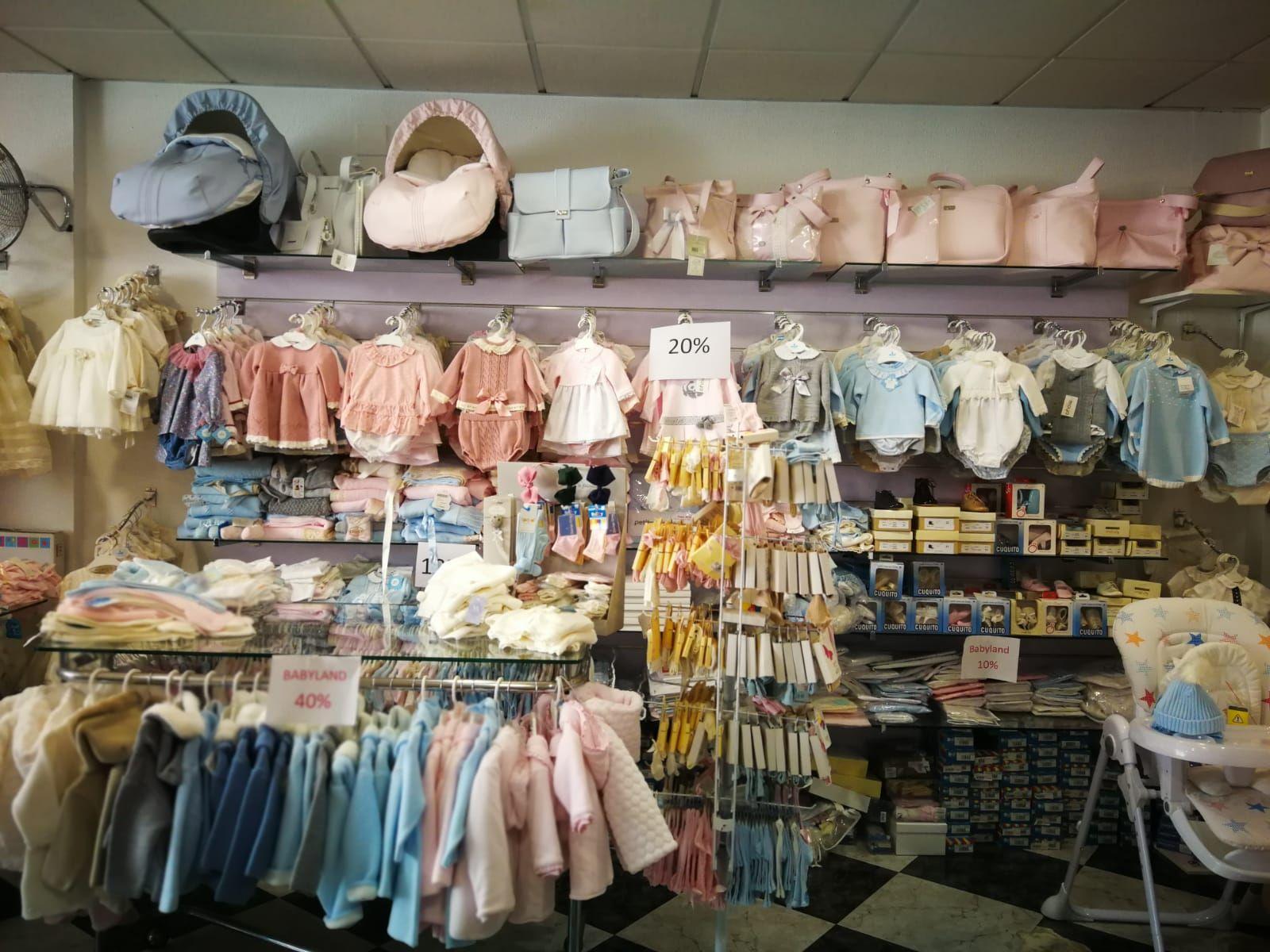 Tienda especializada en el mundo del bebé Lepe