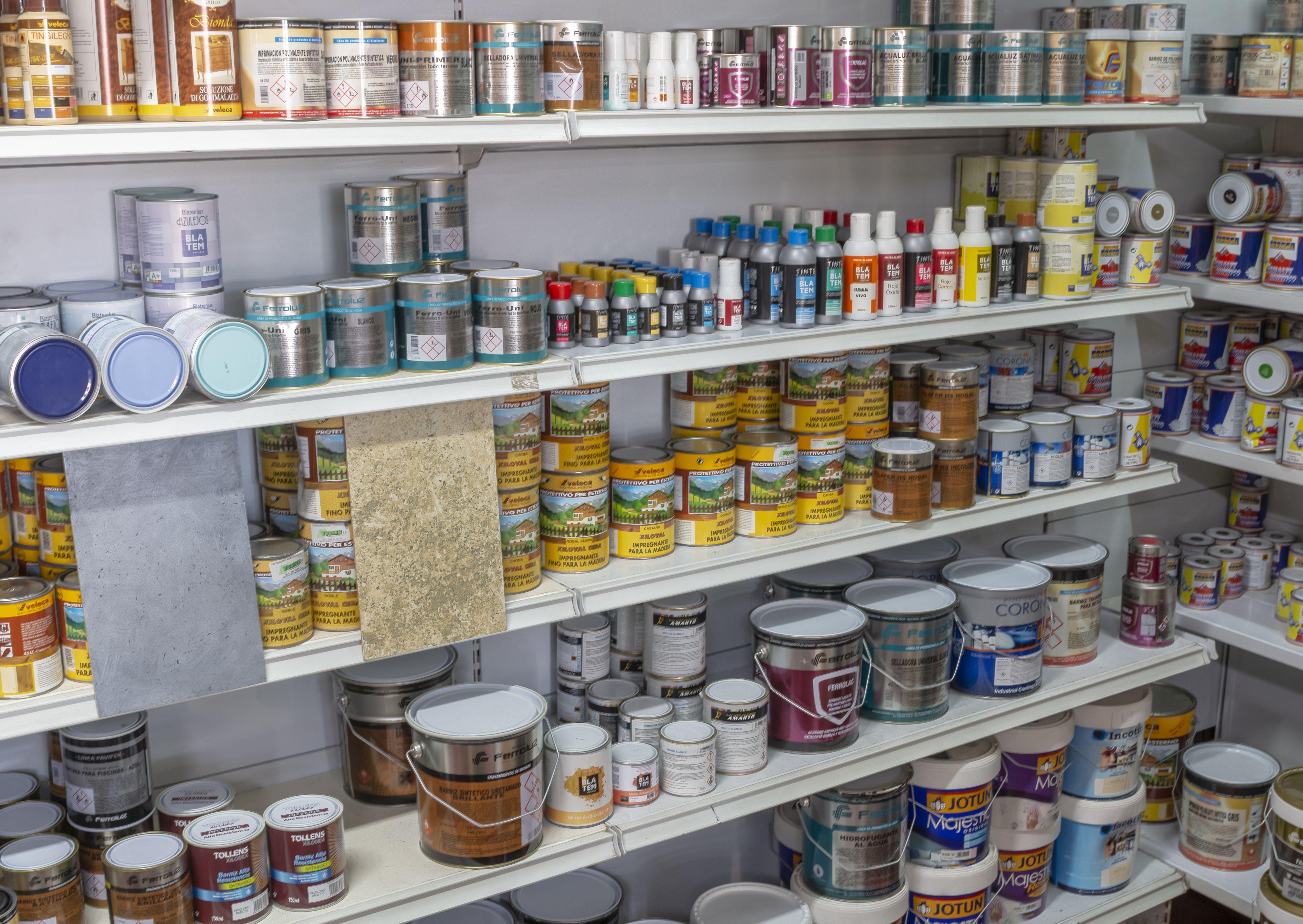 Tienda de artículos para pintar en Vigo