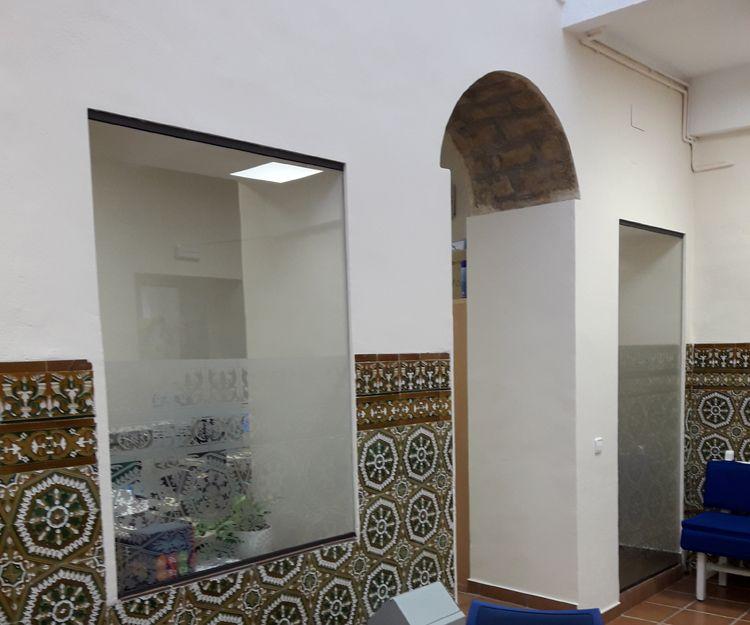 Ventanas y puertas de cristal