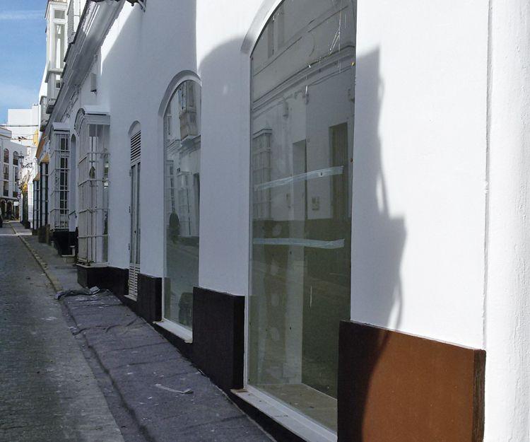 Puertas y ventanas exteriores de cristal