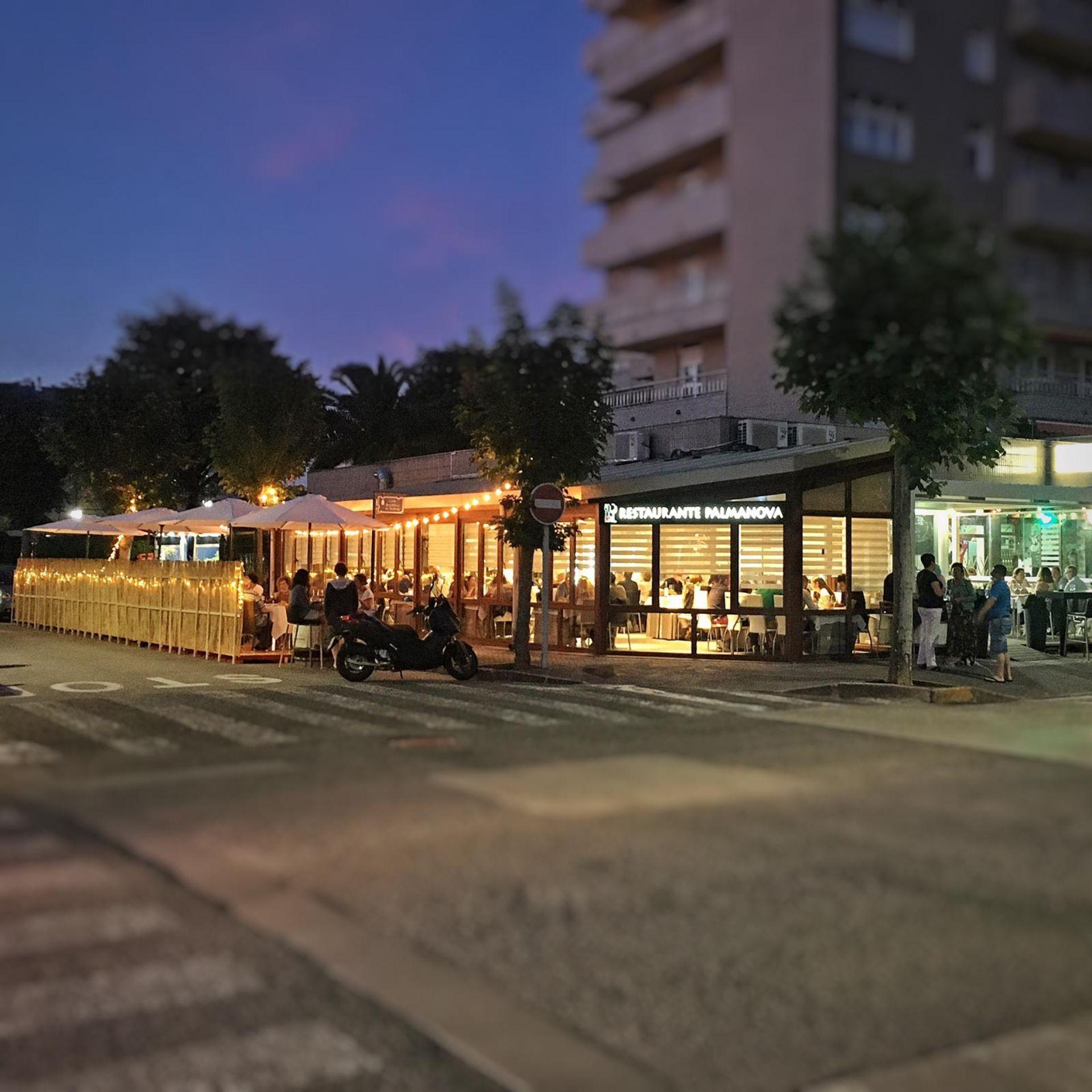 Foto 7 de Restaurantes en Laredo | Restaurante Palmanova