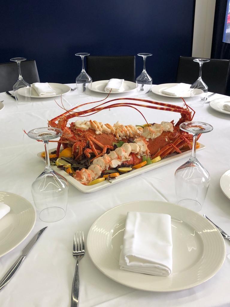 Foto 1 de Restaurantes en Laredo | Restaurante Palmanova