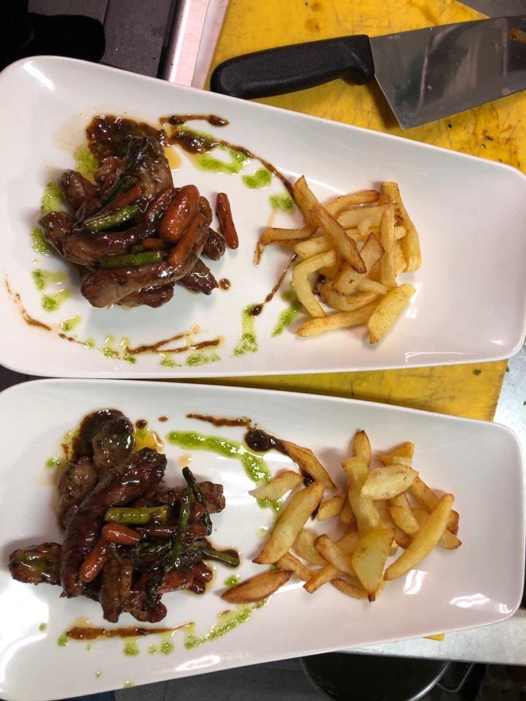 Foto 3 de Restaurantes en Laredo | Restaurante Palmanova