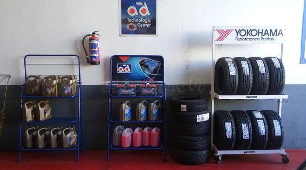 Foto 3 de Mecánica en general en Campo Real | Taller Mecánico Valhermoso
