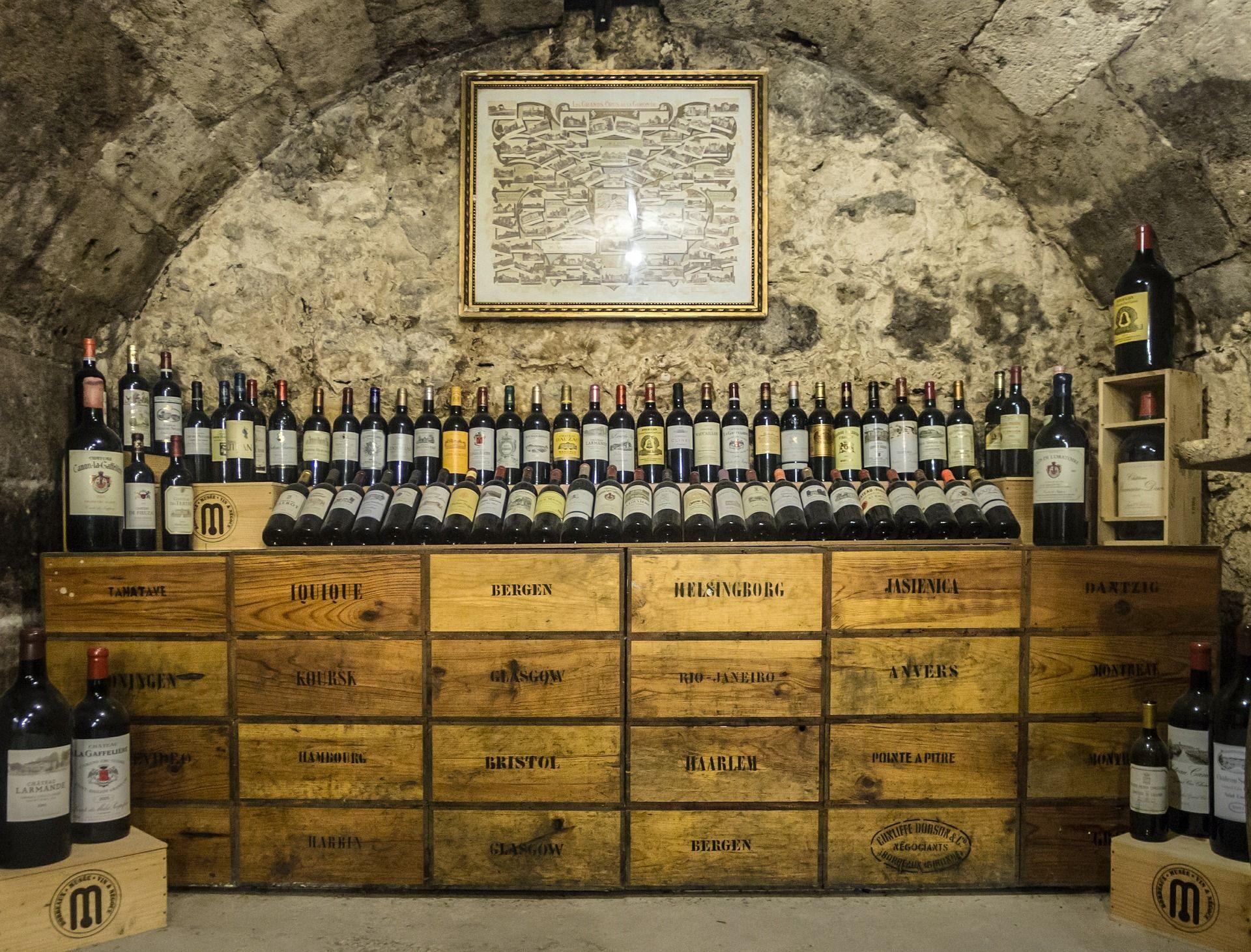 La mejor selección de vinos y licores