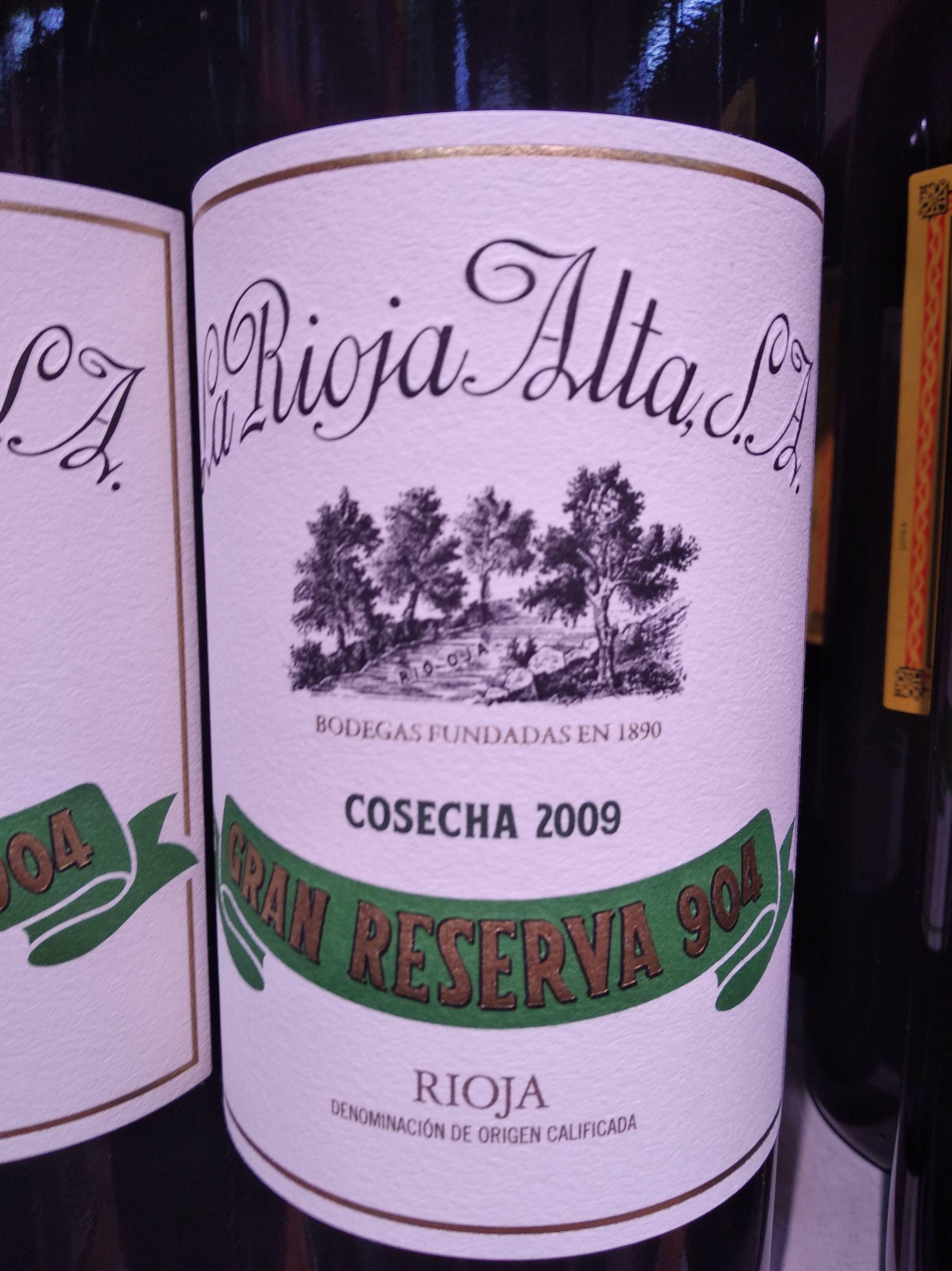 D.O. Rioja en Bilbao