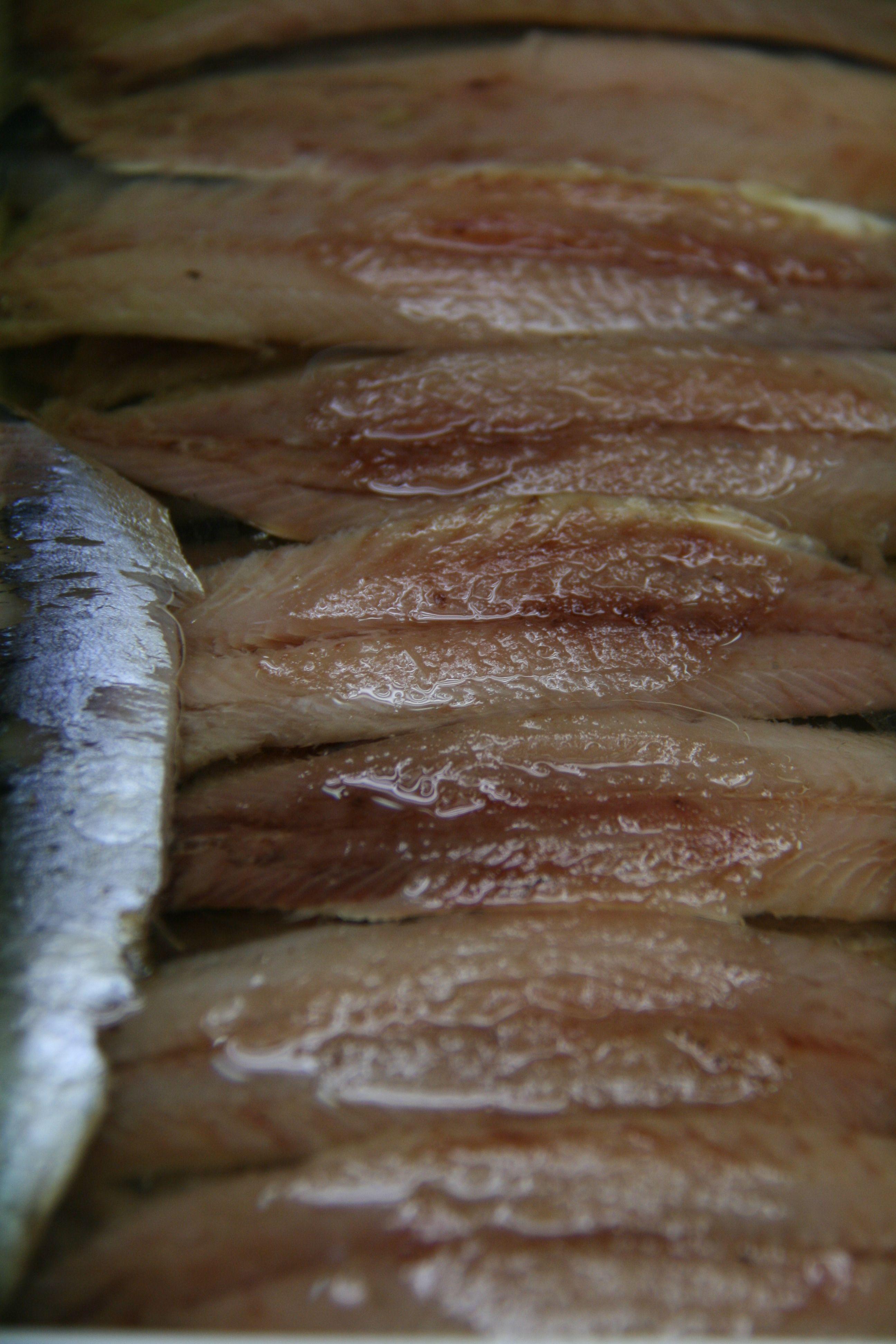 Venta de anchoas: Tienda de delicatessen de Delicatessen López Oleaga