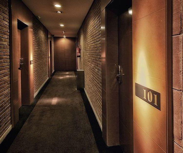 Interiorismo en hotel en Sant Antoni de Vilamajor