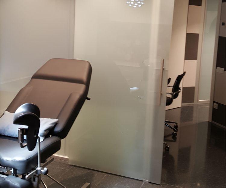 Sala de clínica de reproducción asistida Sant Antoni de Vilamajor