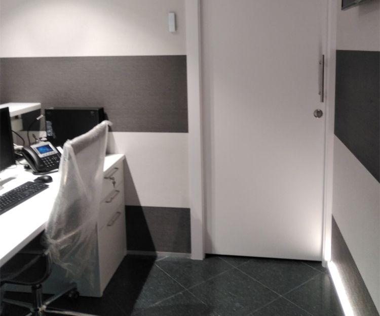 Reforma de clínica en Sant Antoni de Vilamajor