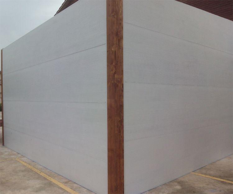 Fabricación de garaje en Sant Antoni de Vilamajor