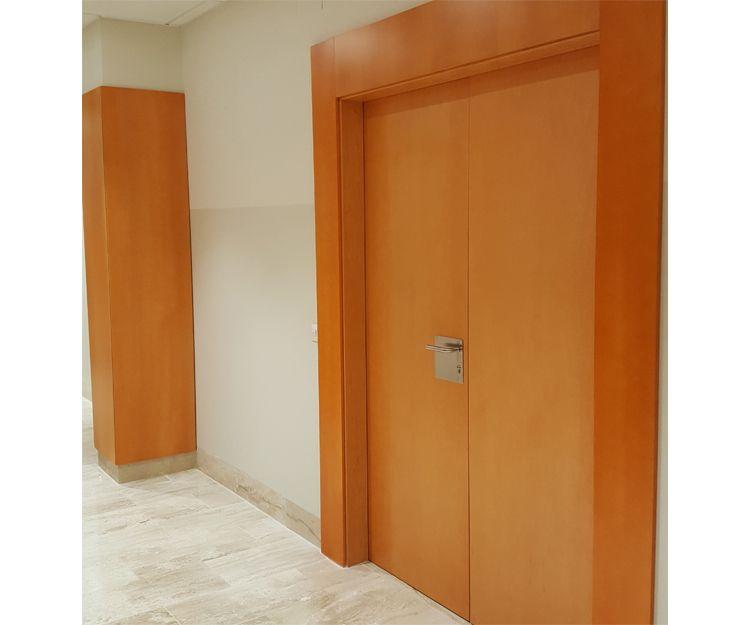 Puertas de madera a medida en Sant Antoni de Vilamajor