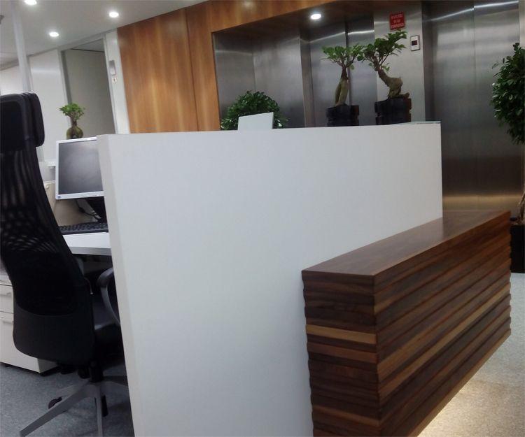 Mostradrores de madera para oficina en Sant Antoni de Vilamajor