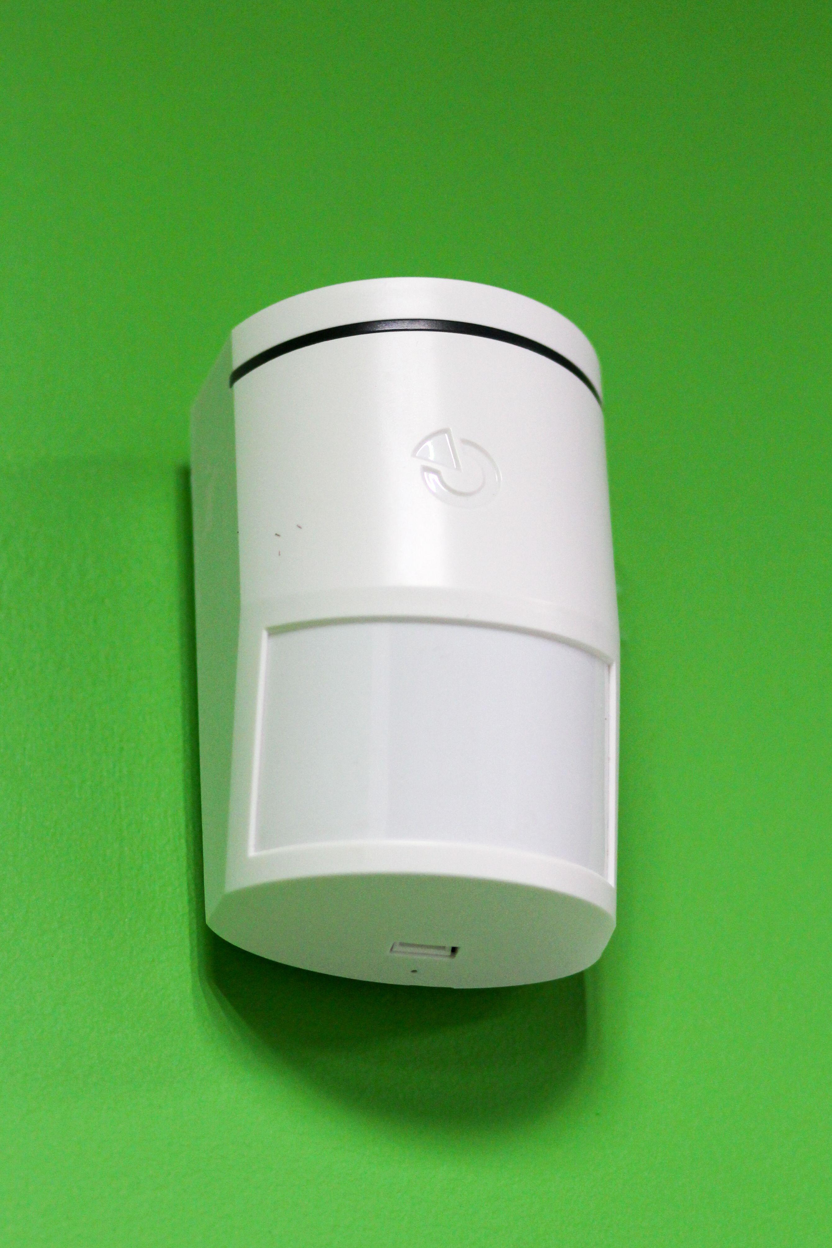 Detector de movimiento interior