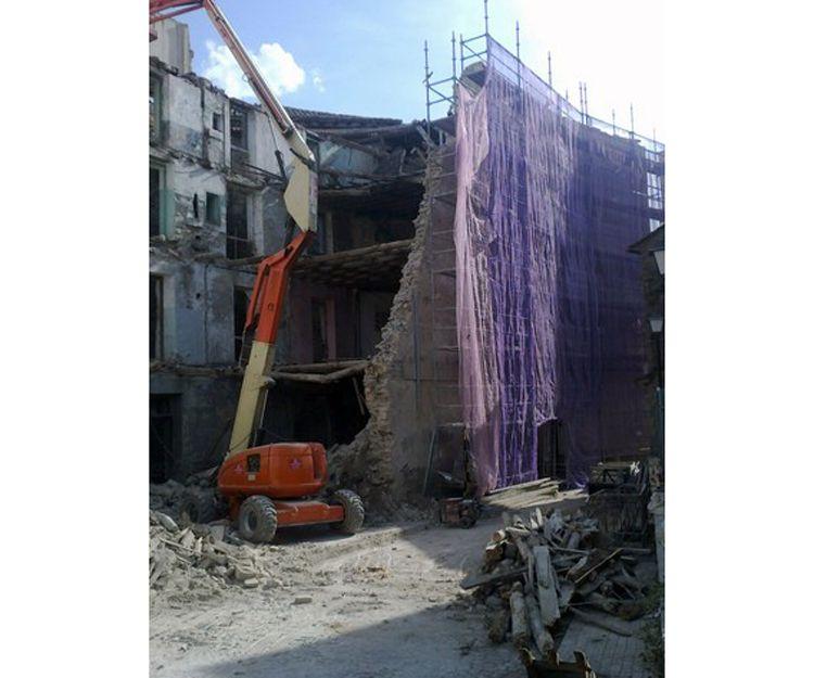 Empresas de demoliciones en Navarra