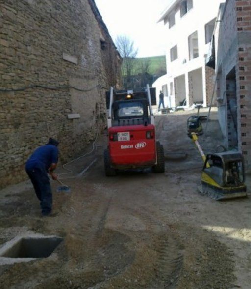 Albañilería: Servicios de Excavaciones Royo Hermanos
