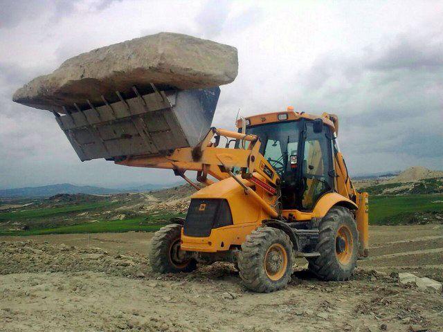 Excavaciones en Navarra