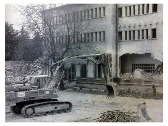 Excavaciones desde 1966