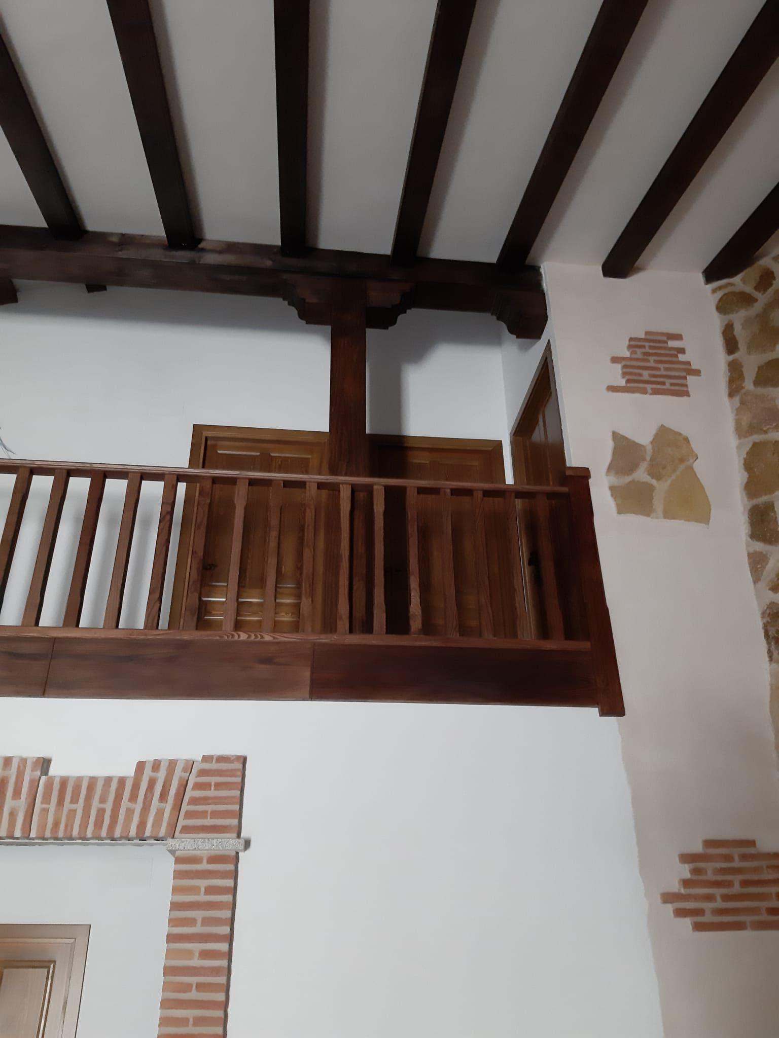 Carpintería y ebanistería, armarios a medida Toledo
