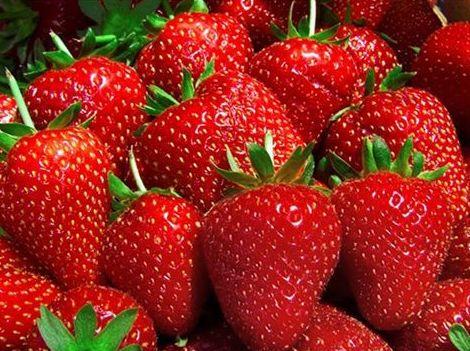 Fresas: Productos frescos  de Frutas Rocalla