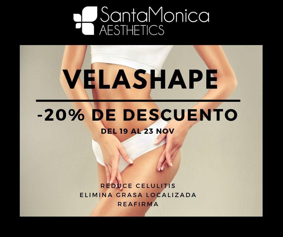Remodela tu cuerpo con Velashape II