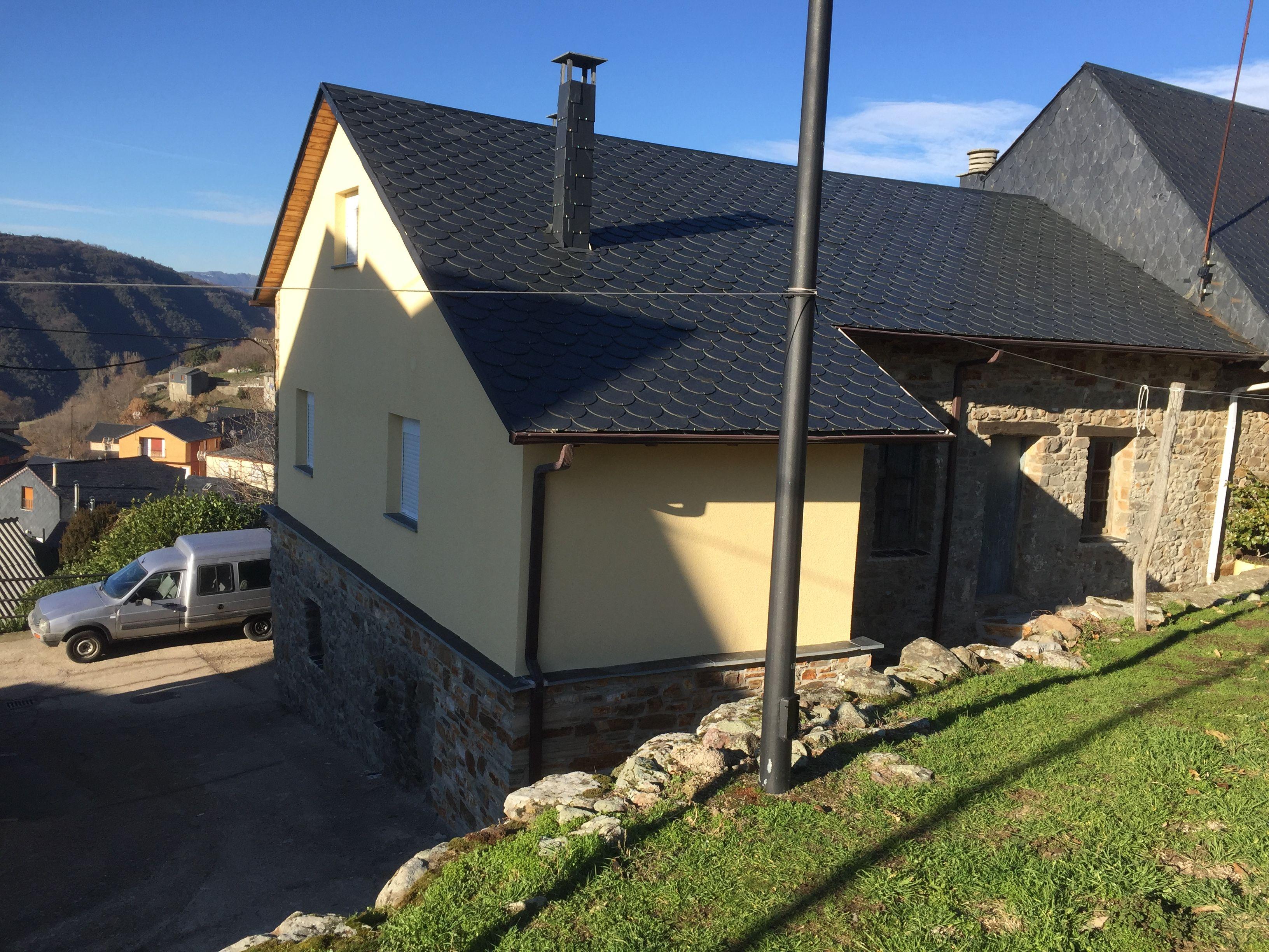 Rehabilitación de casas Ponferrada