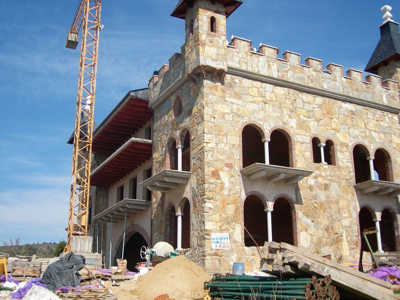 Construcción de obra nueva: Servicios de Espacios La Encina