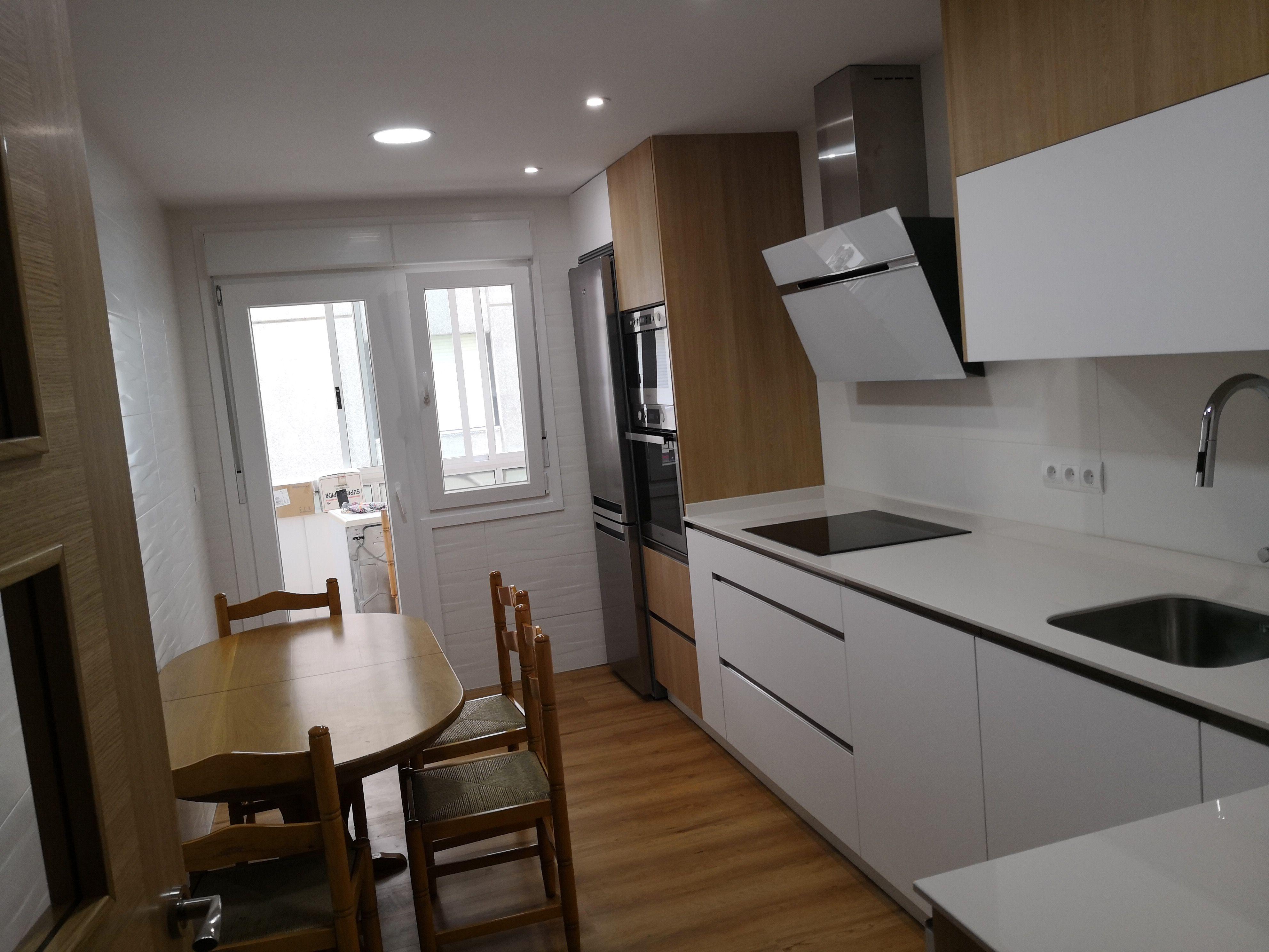 Muebles de cocina Ponferrada