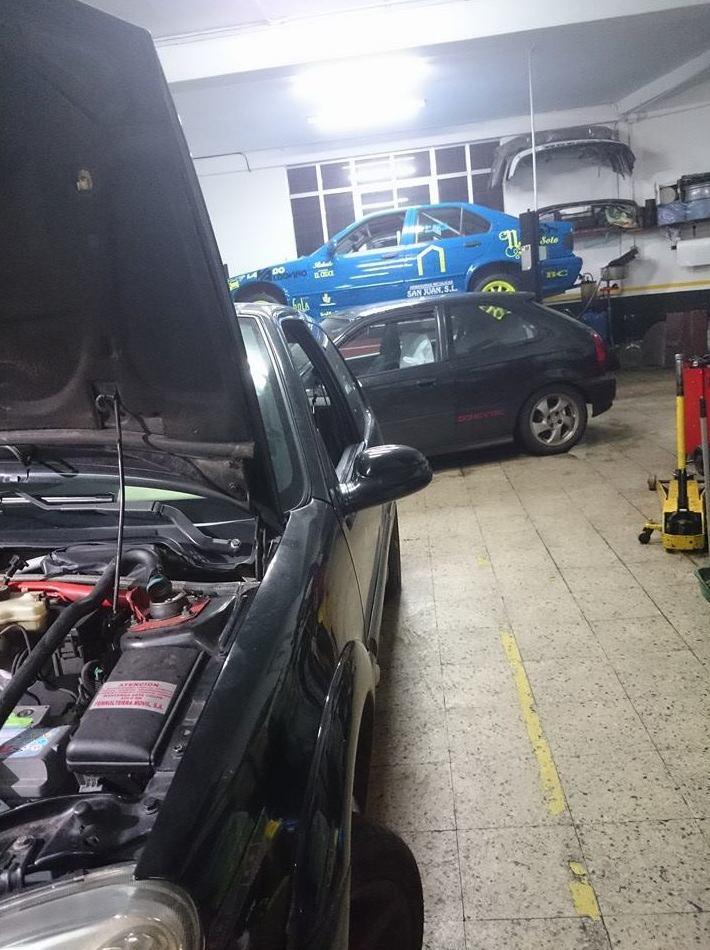 Otros trabajos de mecánica: Taller mecánico de L & A Motorsport