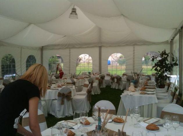 Foto 23 de Alquiler de carpas para todo tipo de eventos en Los Corrales de Buelna | Carpas Villoria