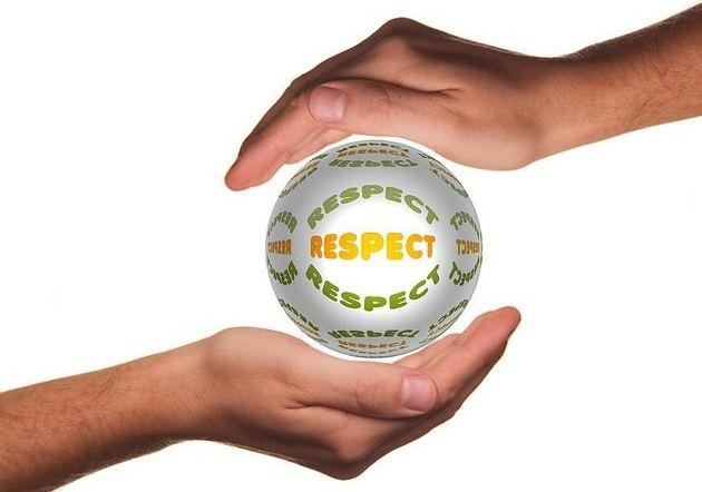 El respeto es importante en HoyCitas. Nuestro código de conducta.