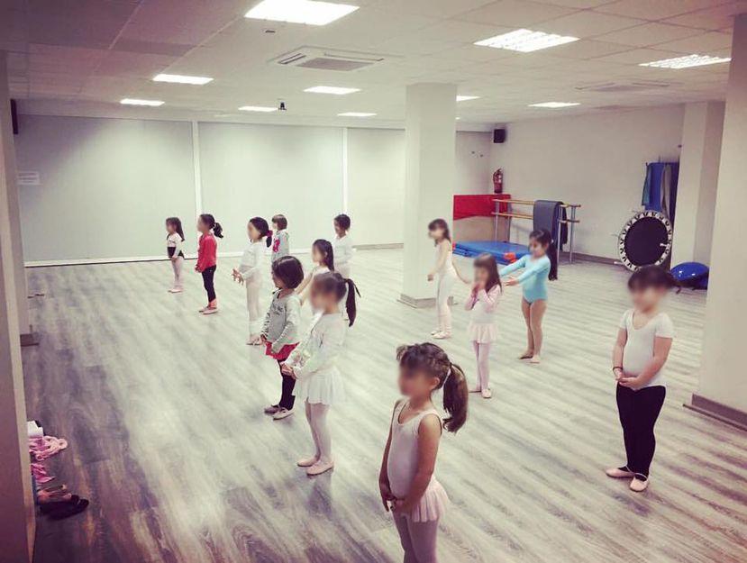 Danza para niños en Cerdanyola del Vallés