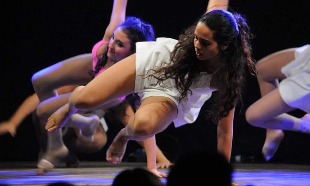 Escuela de baile en Cerdanyola del Vallés.