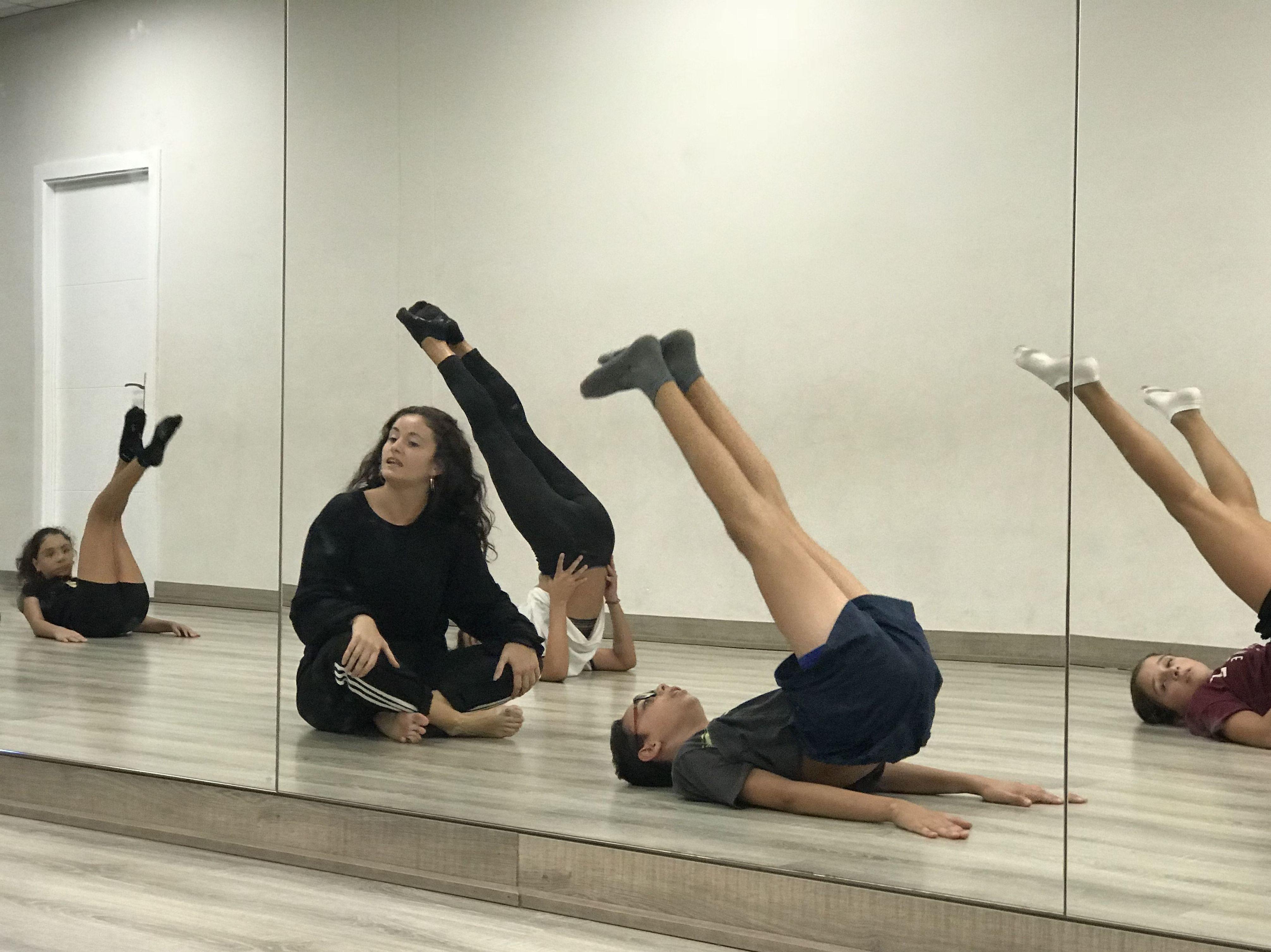 Danza contemporánea: Clases de Somnis Dance Studio