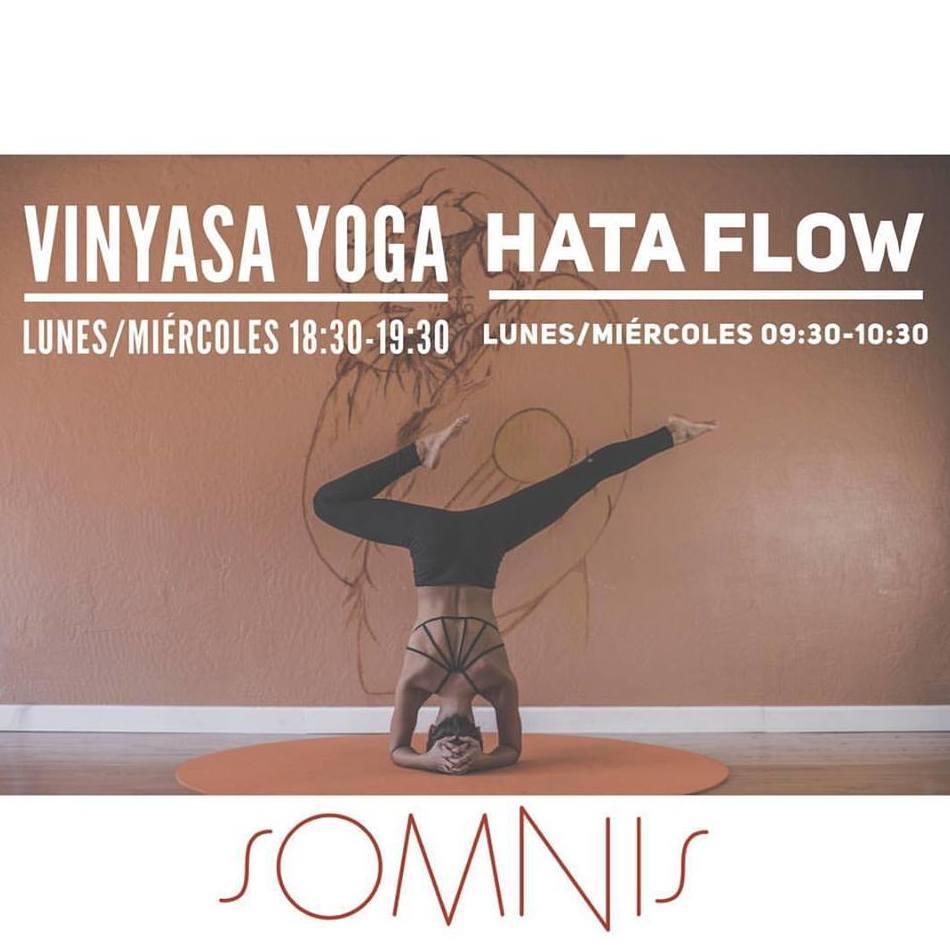 Yoga: Clases de Somnis Dance Studio