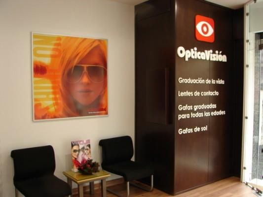 Centro de optometría con profesionales cualificados