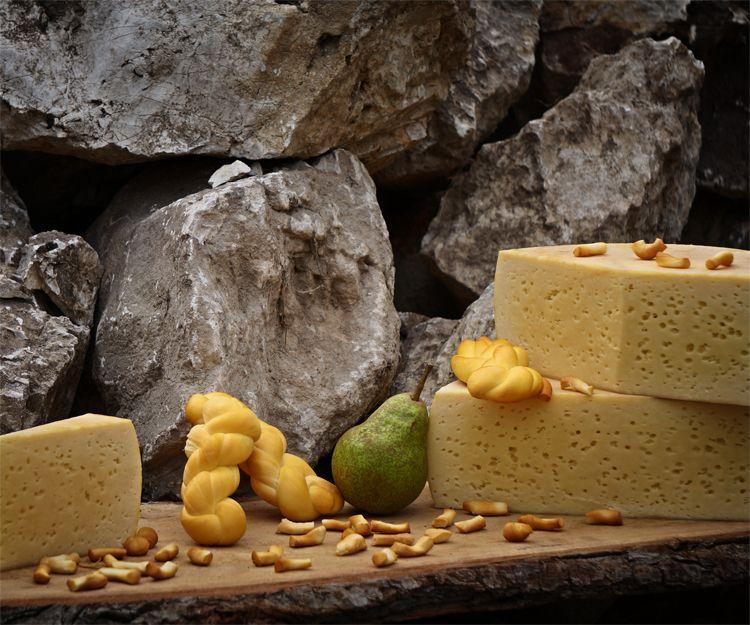 Venta de queso de cabra