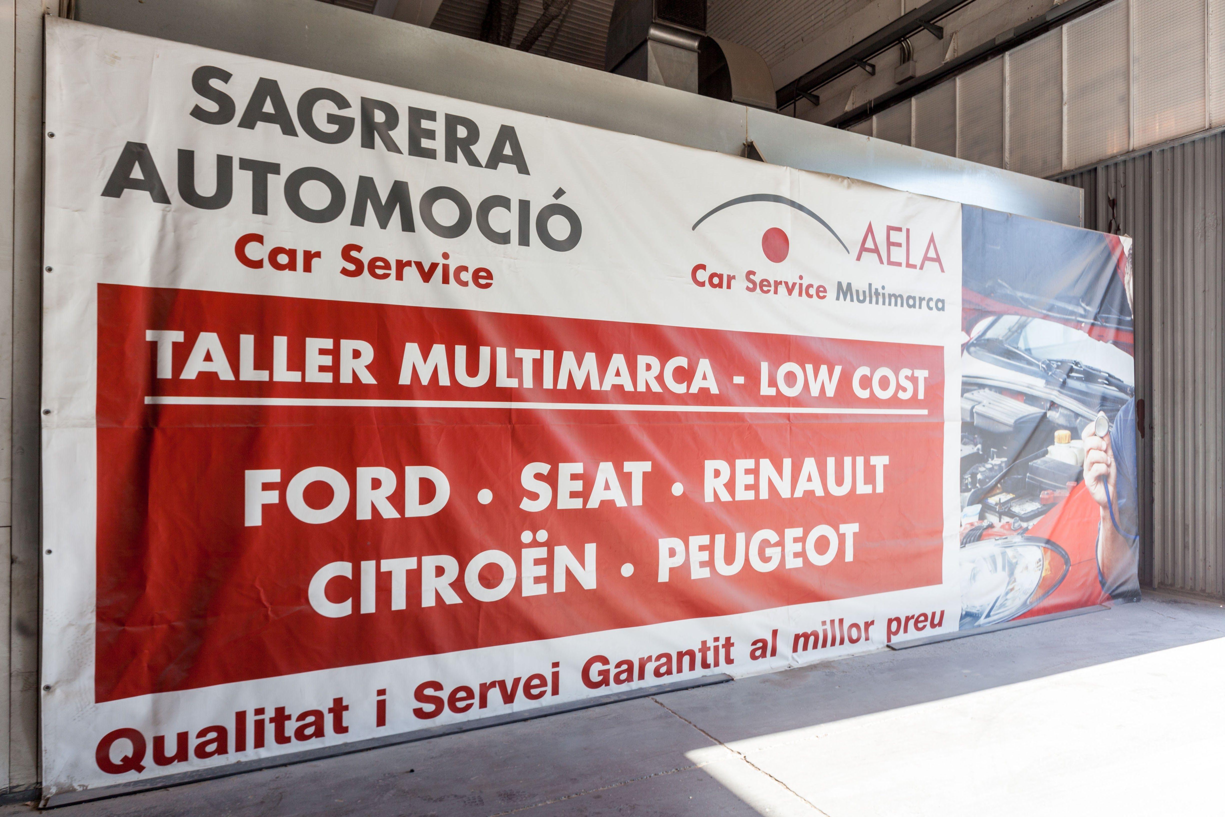 Foto 2 de Talleres de automóviles en Barcelona | Sagrera Automoció