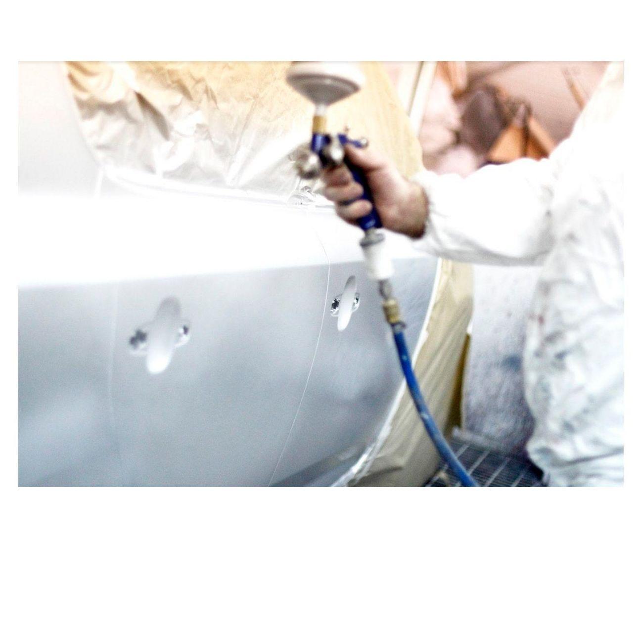 Cabina de pintura: Servicios  de Sagrera Automoció