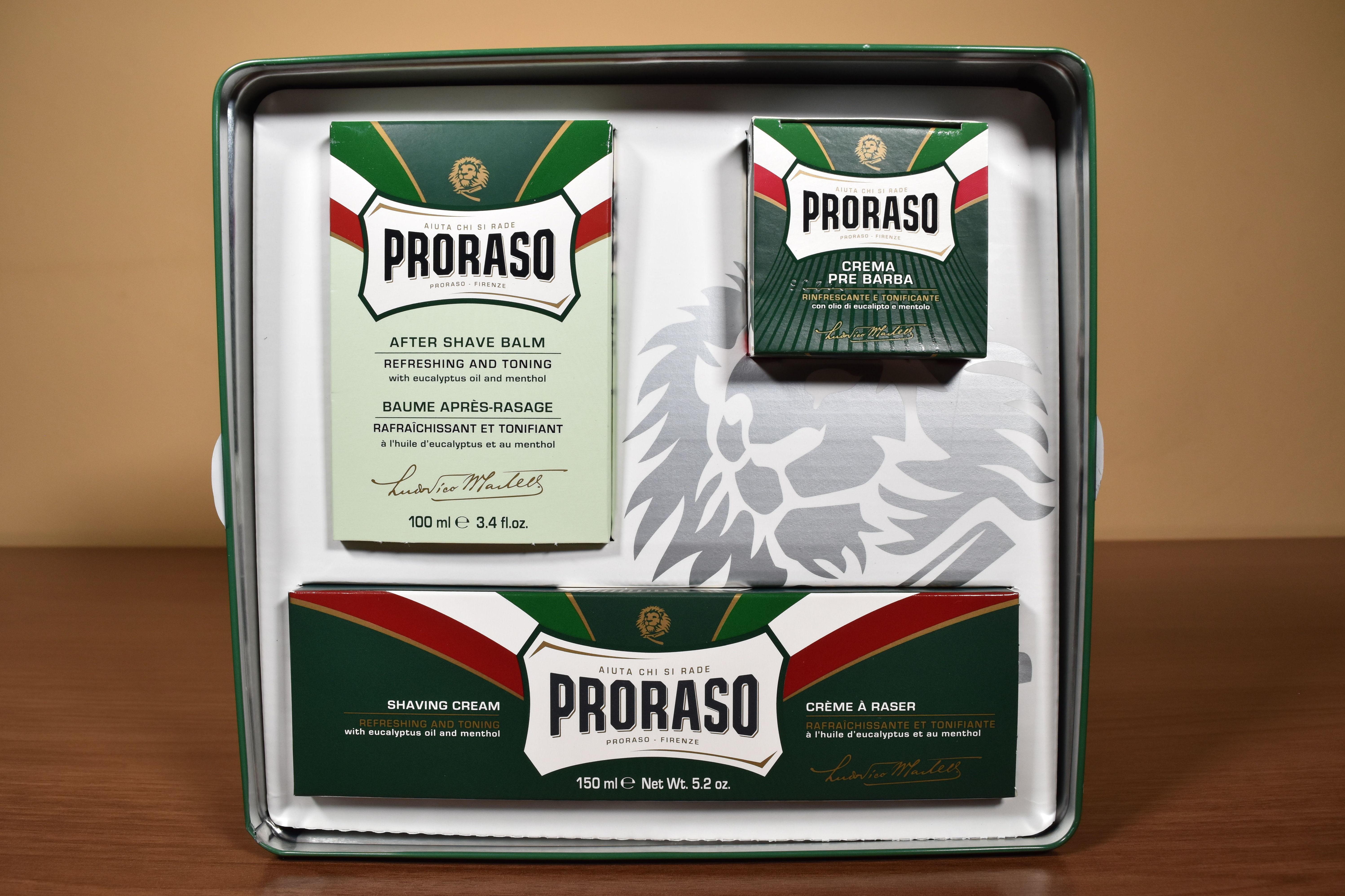 Kit Proraso
