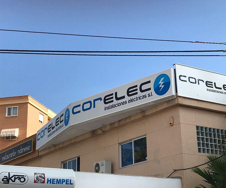 Montaje de instalaciones eléctricas en Alicante