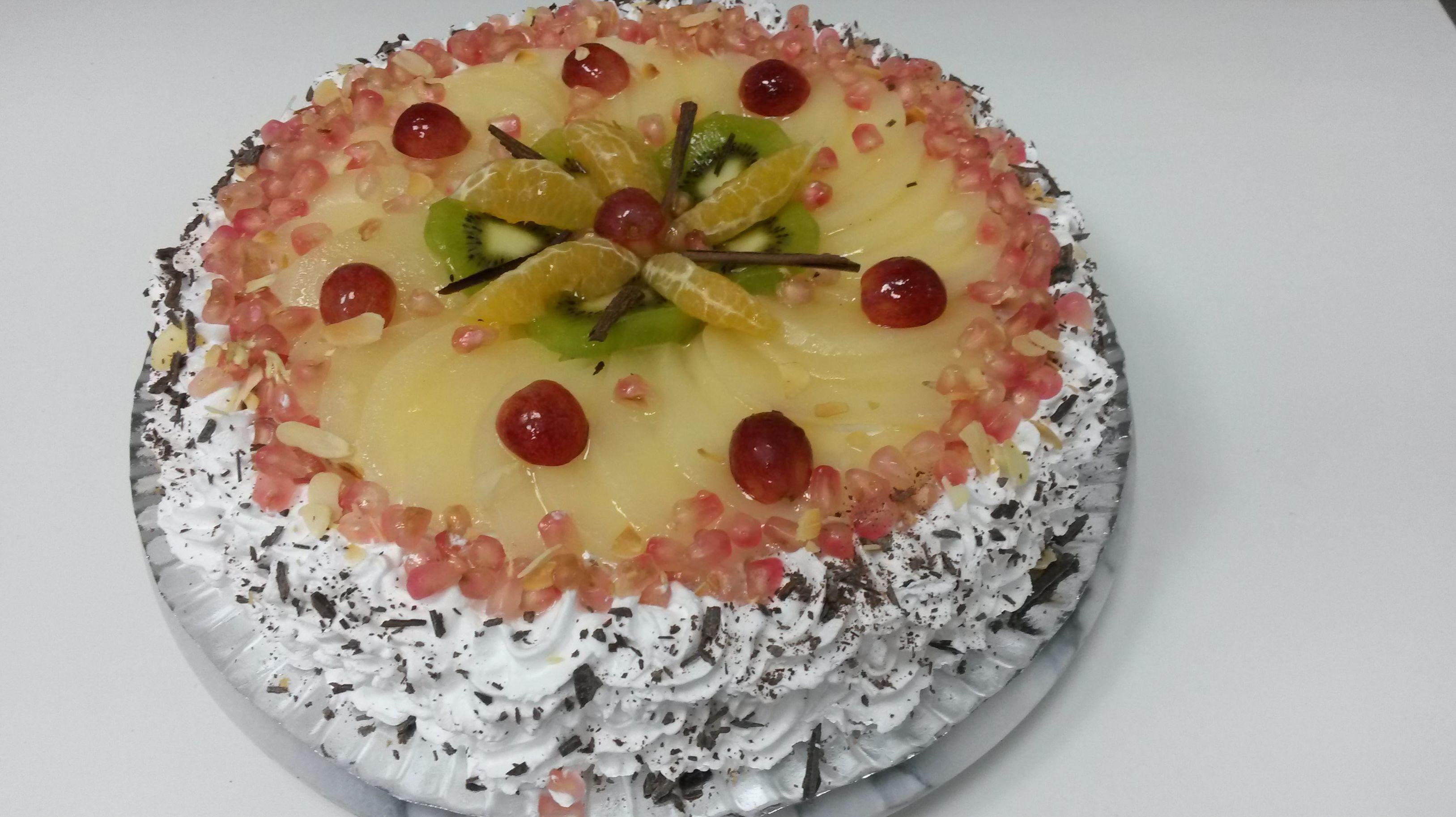 La Golosina  Natural Trufa Frutas Nata  y almendras