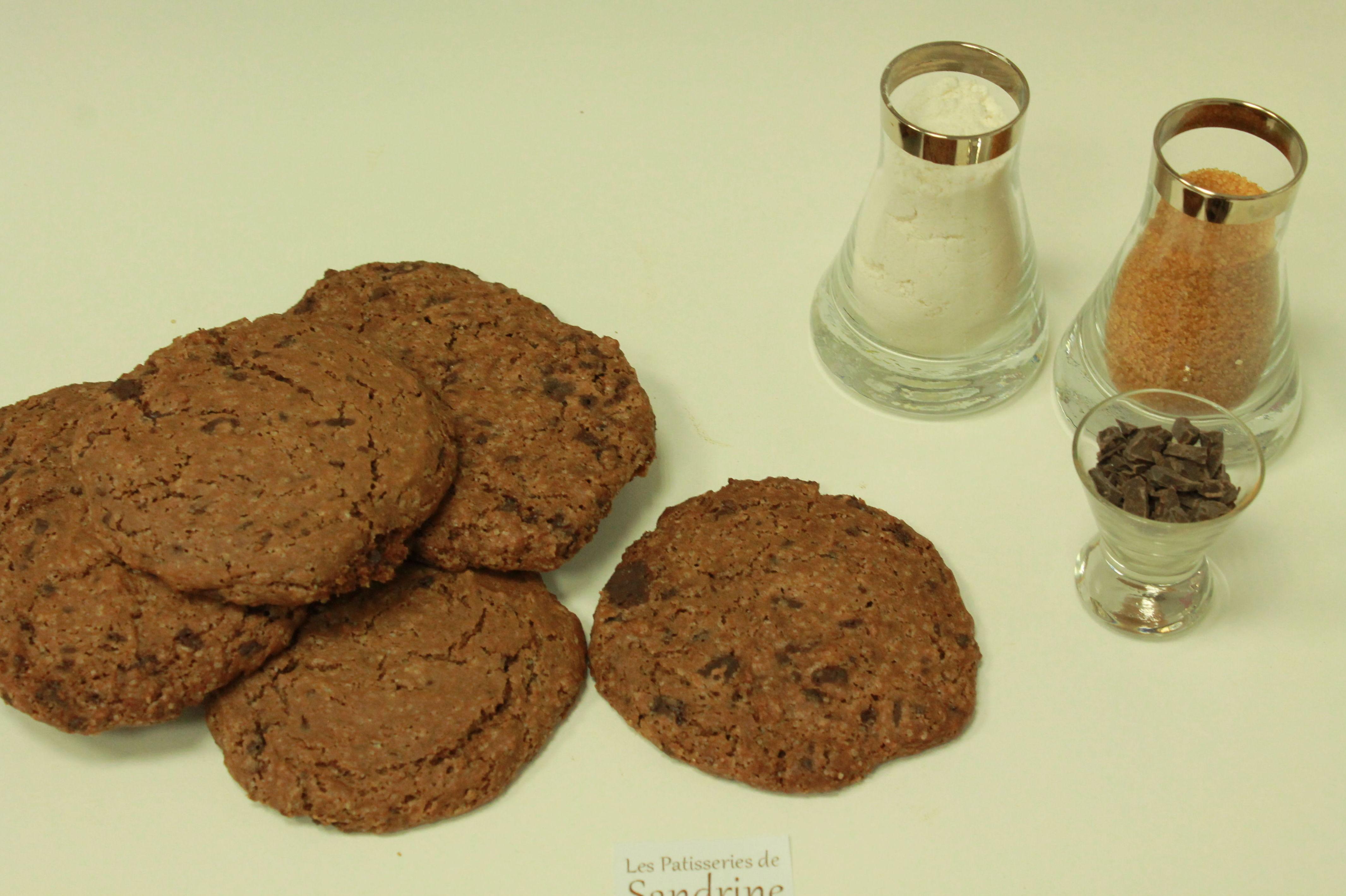 Cookies de chocolate: Productos de Les Patisseries de Sandrine