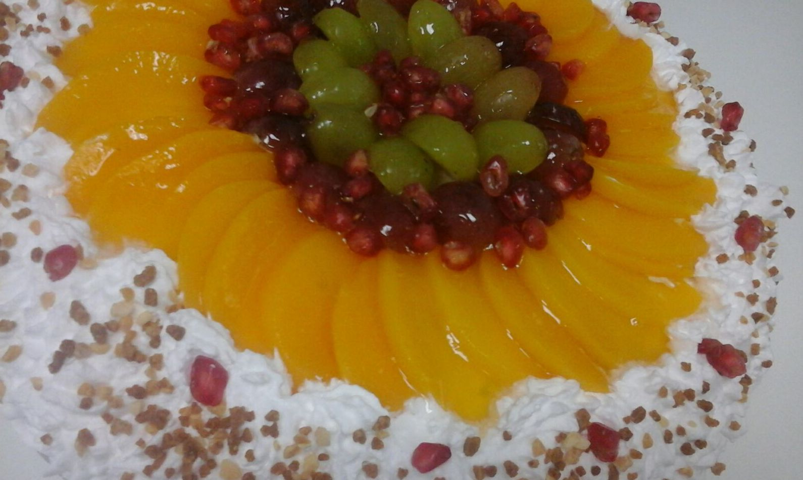 Tartas de frutas sin gluten