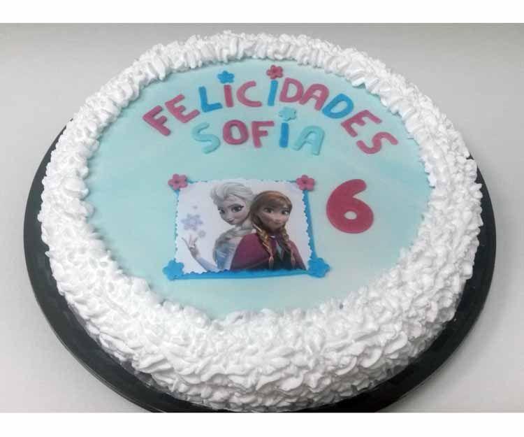 Tartas para cumpleaños en Madrid sur