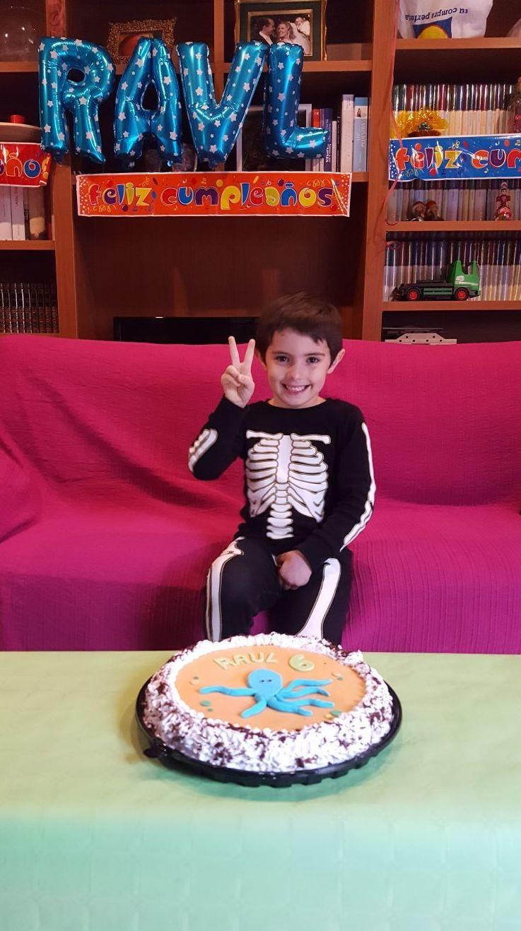 Su sonrisa mi mayor recompensa Felicidades Raúl !!