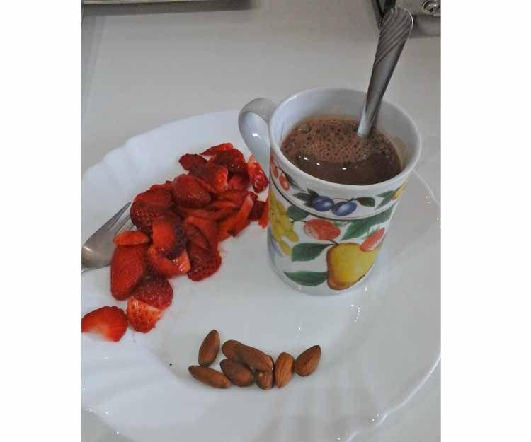 Desayunos saludables en Madrid sur