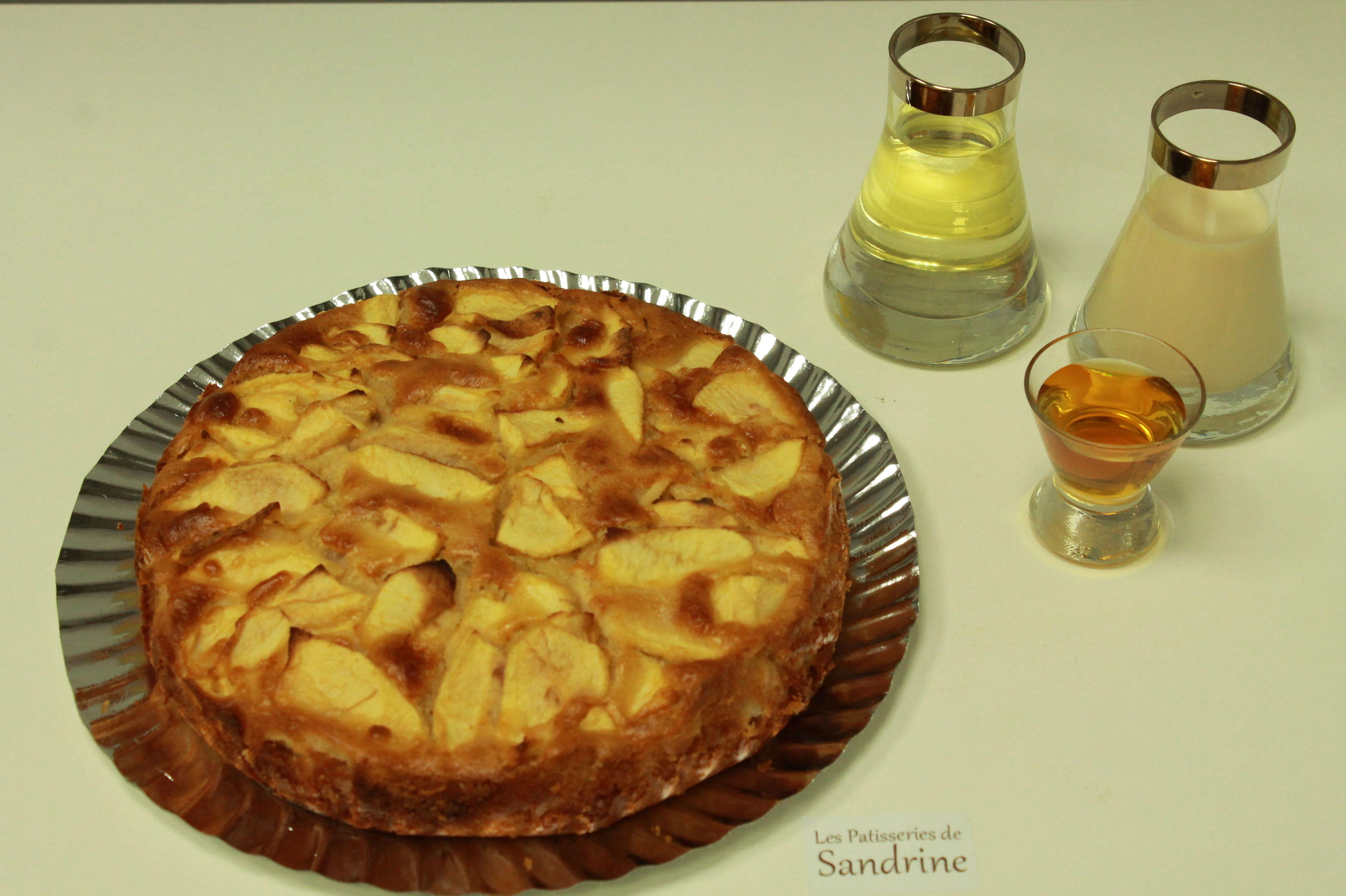 Tarta de manzana o pera: Productos de Les Patisseries de Sandrine