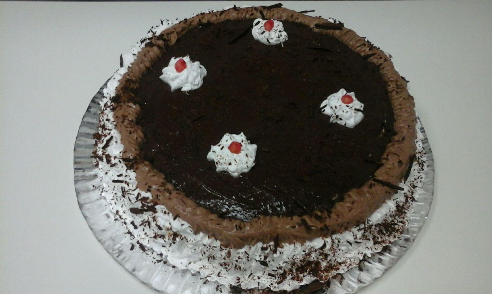 Disfruta de una tarta sin gluten